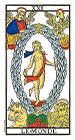 El Mundo - Tarot de Marsella
